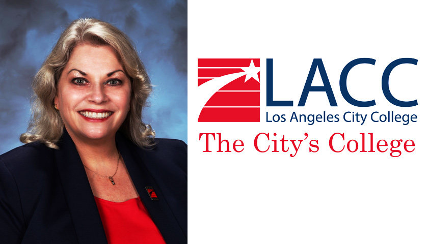LACC Interim President Mary Gallagher