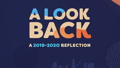 Cover to A Look Back