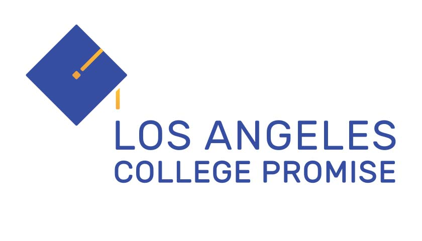 The LA College Promise Logo