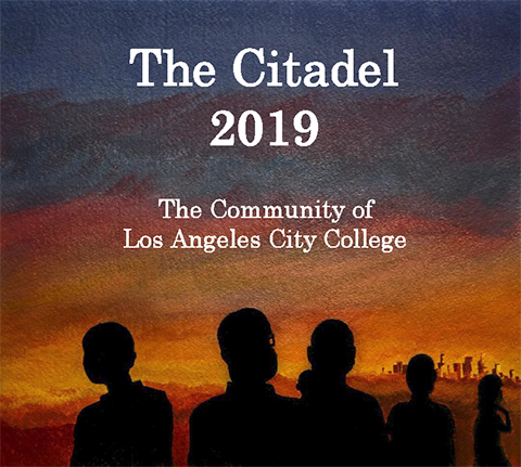 Cover illustration of The Citadel 2019