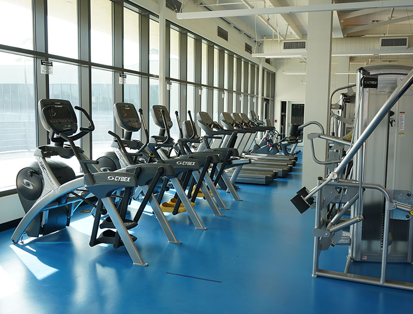The LACC Fitness Center
