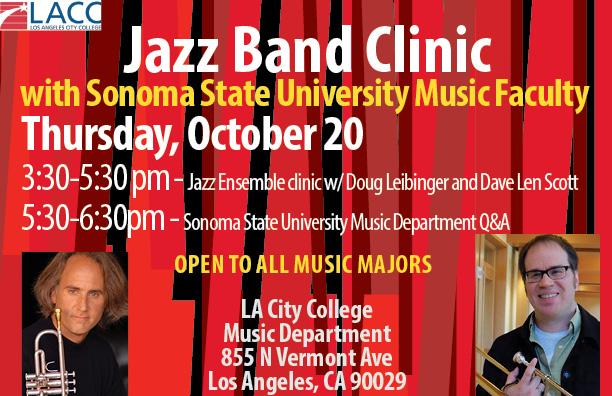 Jazz Band Clinic