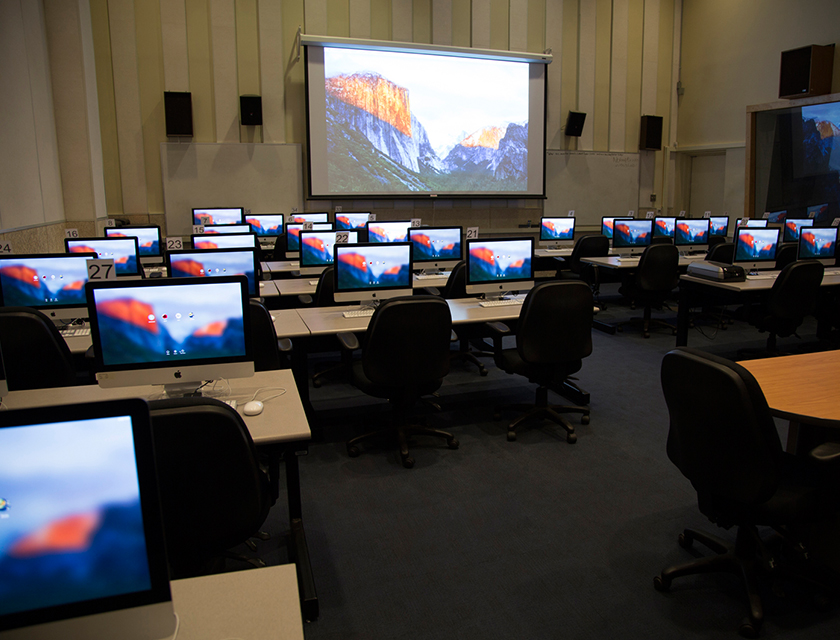 36 Station iMac Lab for instruction and labtime