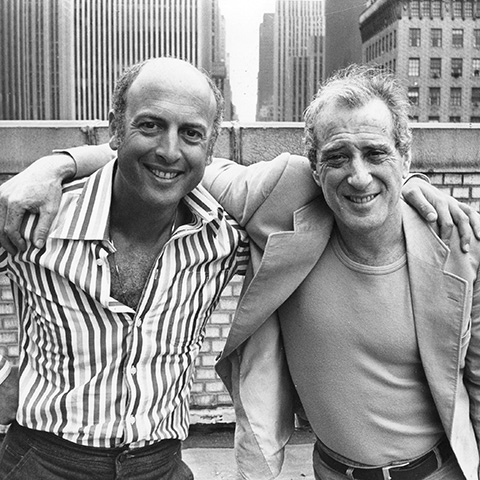 Jerry Leiber and Mike Stoller, Composers