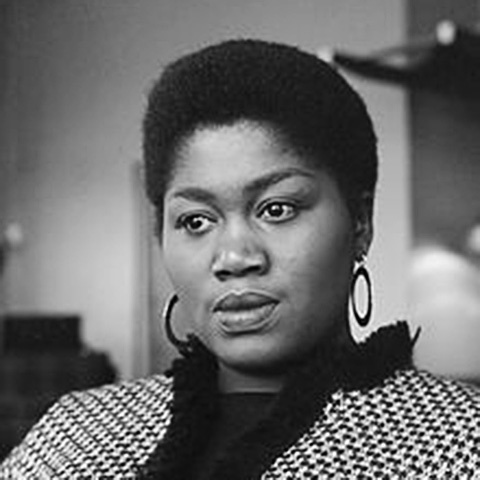 Odetta, Folk Singer and Activist