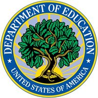 The Official Seal of the United States Department of Education